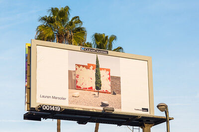 Lauren Marsolier billboard