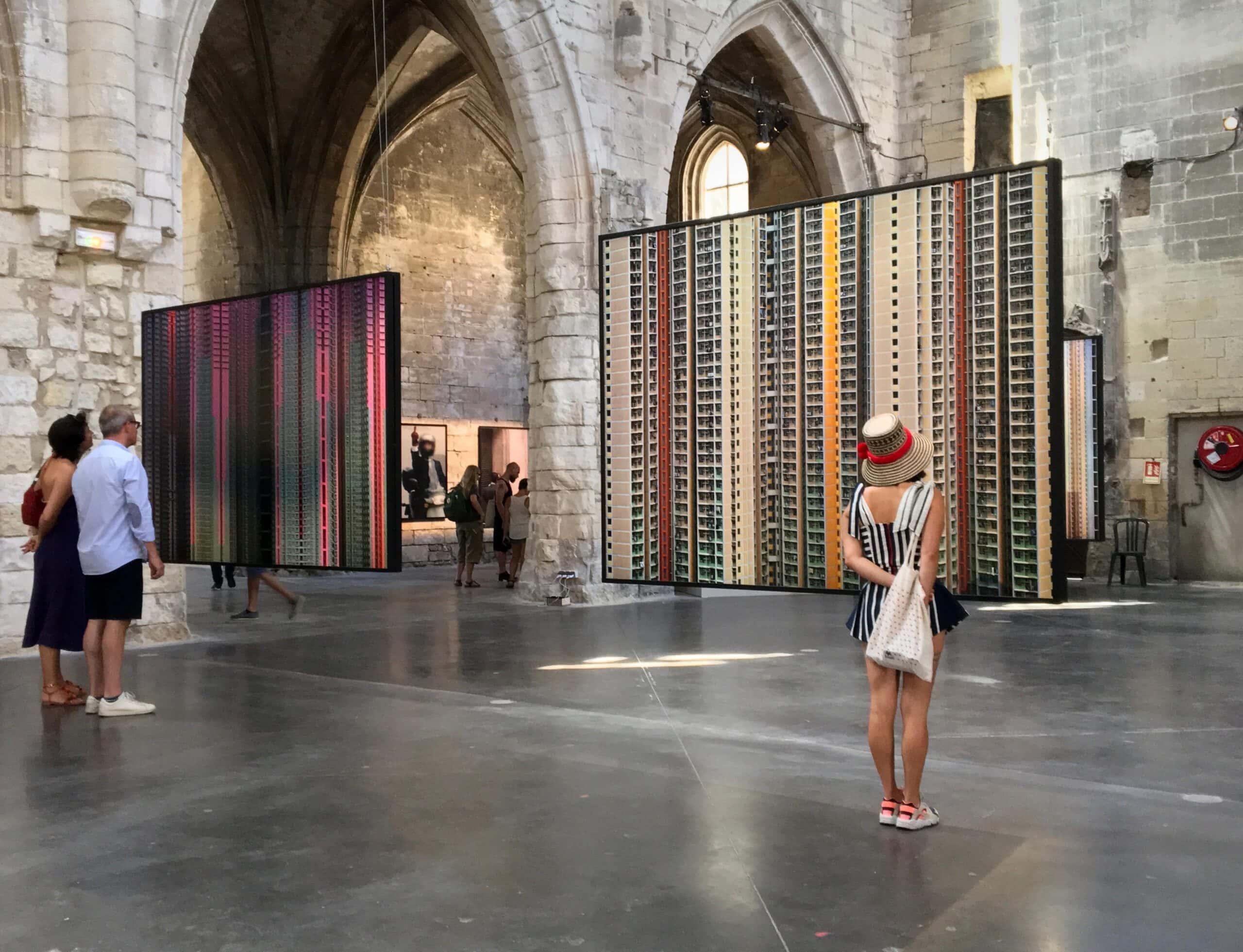 MIchael Wolf installation view