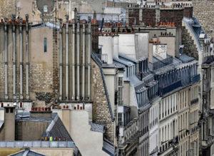 Michael Wolf Paris Rooftop
