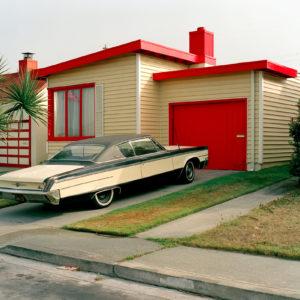 Jeff Brouws Freshly Painted Houses American Typologies