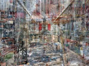 Shai Kremer Concrete Abstract