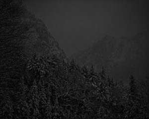 Adam Katseff Dark Landscapes