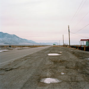 Jeff Brouws Highway Approaching Nowhere