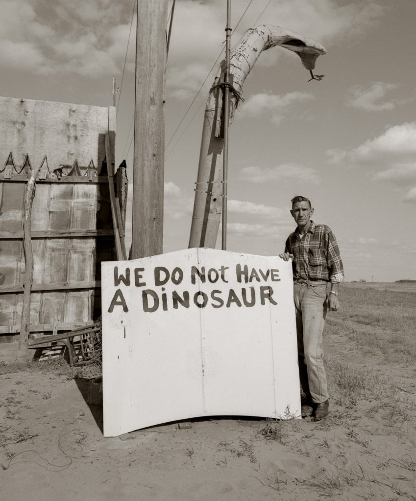 Words Matter text art Steve Fitch Diesels and Dinosaurs