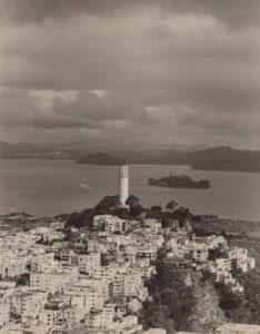 Tom Baril Cityscapes San Francisco
