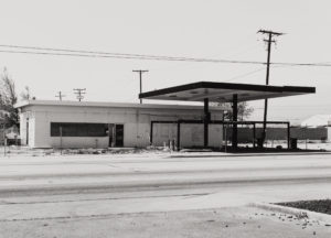 Jeff Brouws Abandoned Gasoline Stations Ed Ruscha