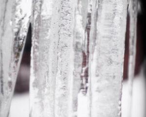 Debra Bloomfield Winter Abstract