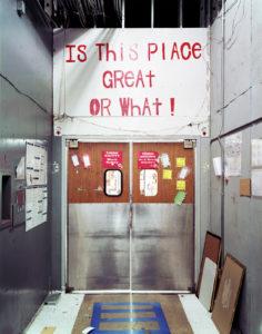 Words Matter text art Brian Ulrich
