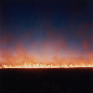 Larry Schwarm On Fire