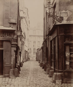 Charles Marville Paris During The Second Empire