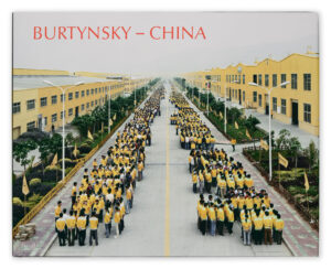 Edward Burtynsky China book