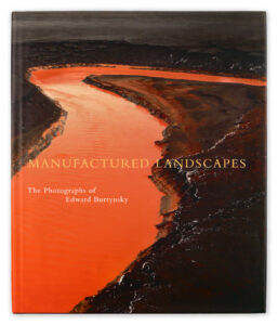 Edward Burtynsky Manufactured Landscapes book