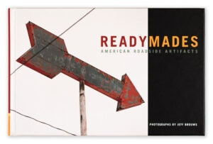 Jeff Brouws Readymades book