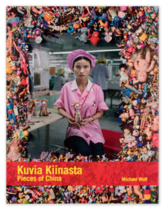 Michael Wolf Kuvia Kiinasta (Pieces of China) book