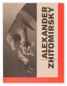Alexander Zhitomirsky Photo Montage book