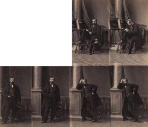 A.A.E. Disdéri Paris During The Second Empire